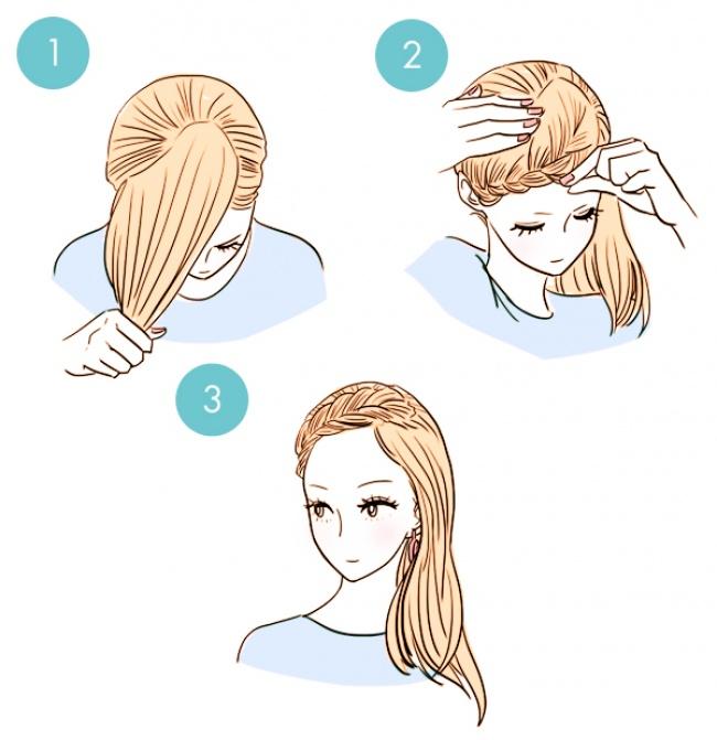 15 jednostavnih frizura koje će napraviti  čak i dete