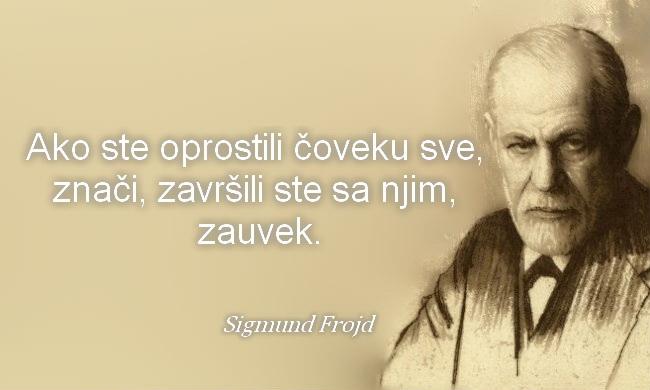 16 citata Sigmunda Frojda koji će nam reći mnogo o nama.