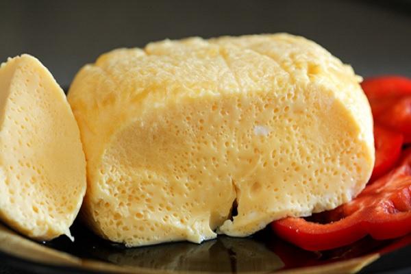 Bareni omlet u vrećici
