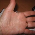 Linija anđela čuvara na dlanu: da li je posedujete?