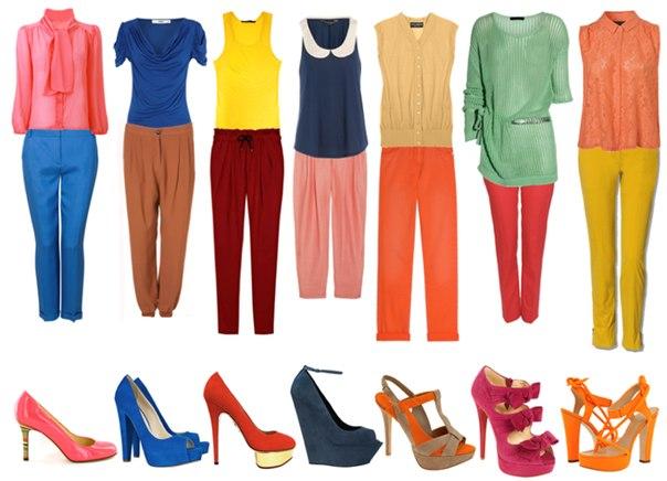 15 idealnih odevnih kombinacija boja
