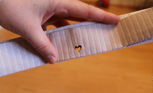 Napravite jednostavne roletne od papira