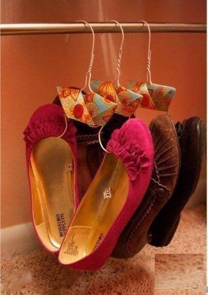 Ovako se čuva obuća