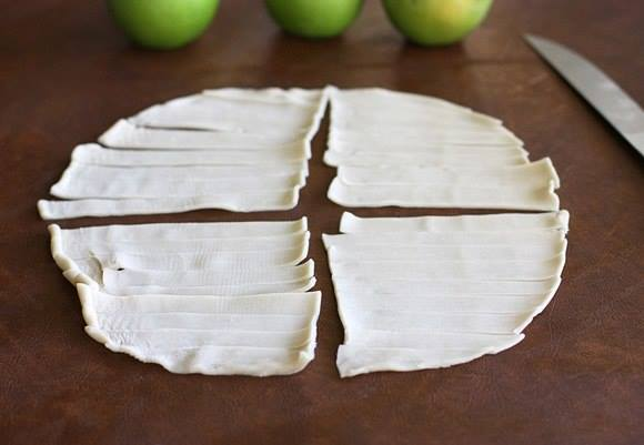 Jedna divna «jestiva priča» od jabuka