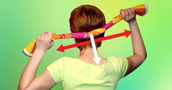 Kako ukloniti glavobolju bez lekova za 3 minute.