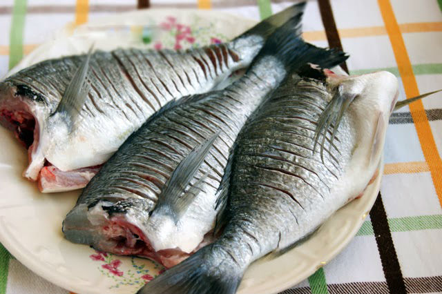 Pečemo ribu bez kostiju