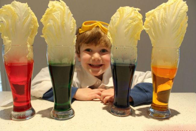 Tri jednostavna eksperimenta koje vredi pokazati deci.