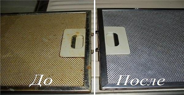 Kako očistiti aspirator od masnoće