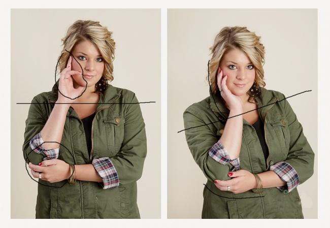 6 zlatnih pravila zahvaljujući kojima ćete na slikama izgledati idealno
