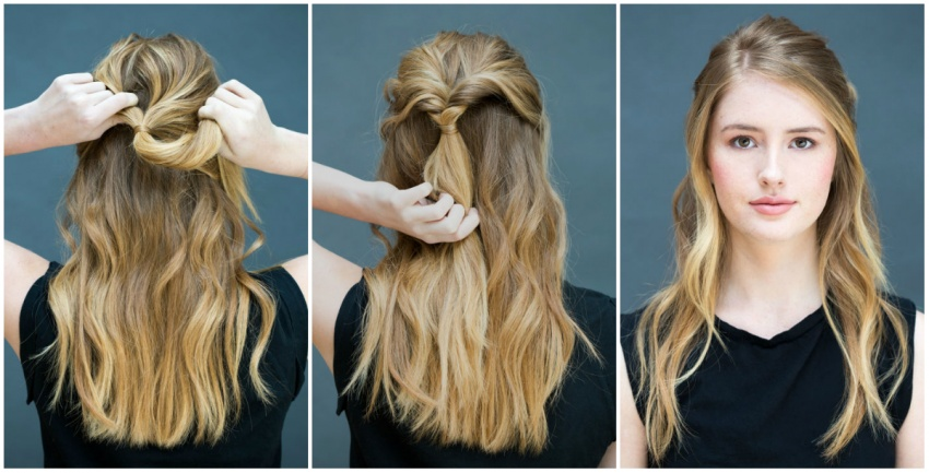 8 frizura za 60 sekundi