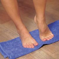 Vežbe za relaksaciju umornih stopala