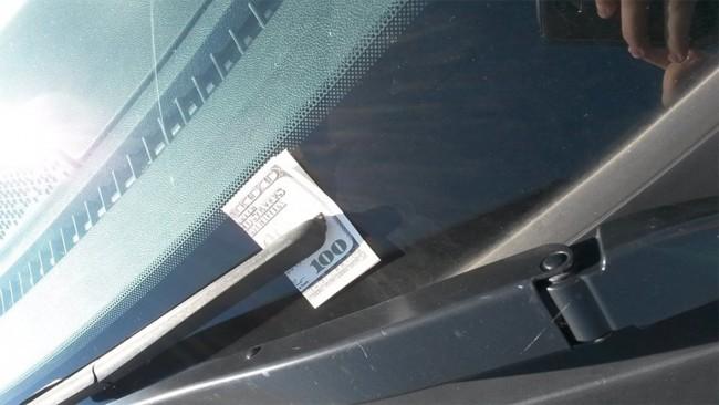Ako ste ugledali OVO na vetrobranskom staklu svog automobila - odmah sedajte i odlazite
