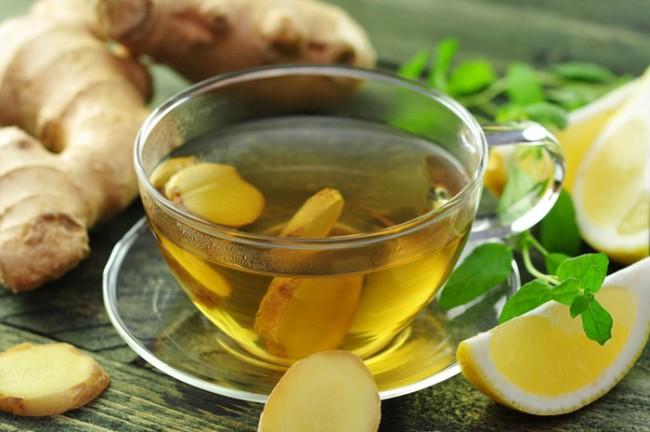 Jačamo imunitet u sezoni prehlada: Pripremamo aromatični čaj od đumbira.