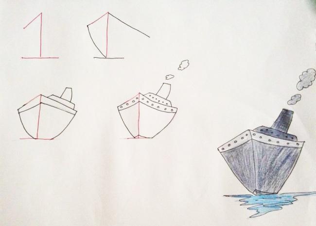 Naučite decu da crtaju uz pomoć brojeva.
