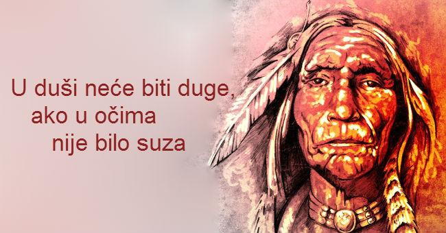 Mudrost indijanskog naroda
