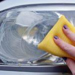Kako očistiti farove automobila. Savet za milion!