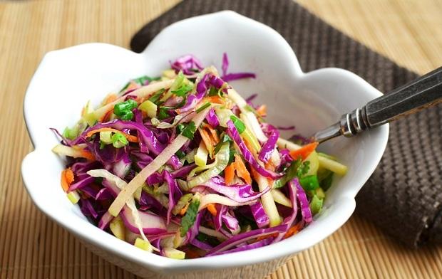 """Salata """"Metla"""" – čistimo organizam i mršavimo zdravo!"""