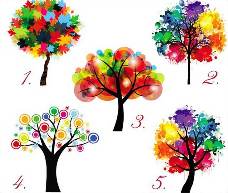 Izaberite drvo i saznajte nešto novo o sebi
