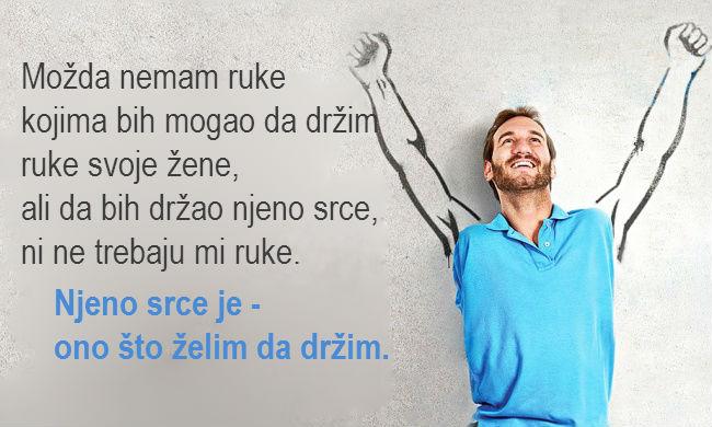 20 snažnih citata Nika Vujčića