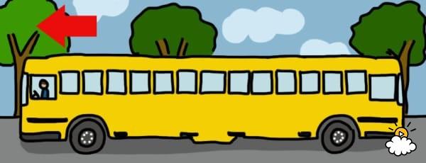 U kom pravcu se kreće ovaj autobus?