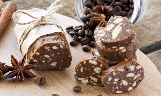 čokoladna salamica