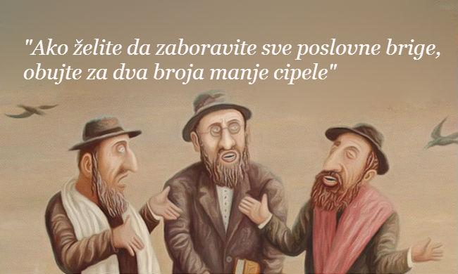 20 jevrejskih poslovica: mudrost za sva vremena.