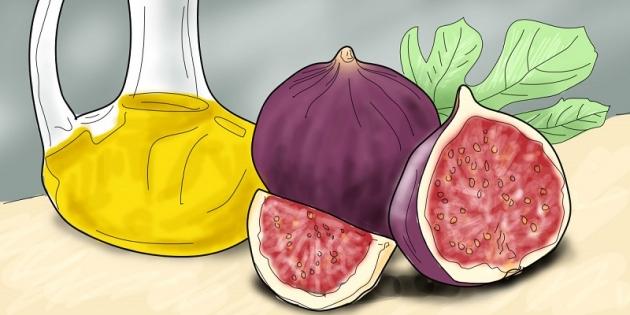 Smokve sa maslinovim uljem – odlično sredstvo za ozdravljenje!
