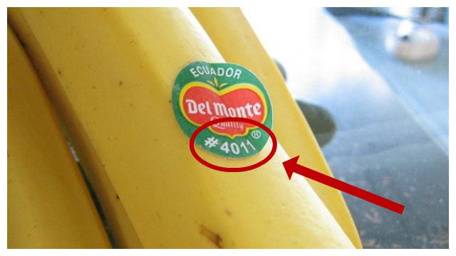 """Ako ste na etiketi od voća ugledali cifru """"8"""", ne kupujte ga!"""