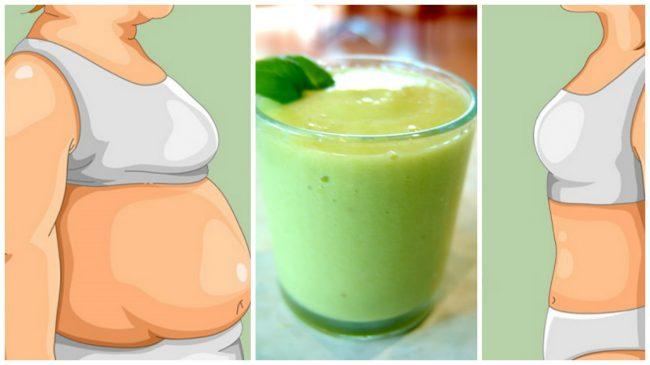Domaći koktel za sagorevanje masnih naslaga na stomaku i butinama.
