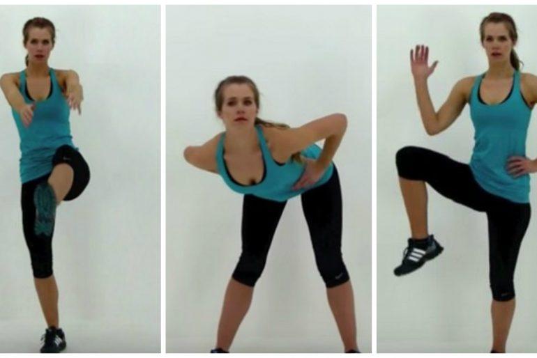 Kako raditi trbušnjake u stojećem položaju