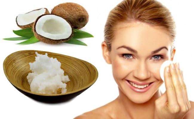Kokosovo ulje za negu lica