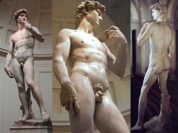 Evo zašto su likovi antičkih statua uvek imali mali penis