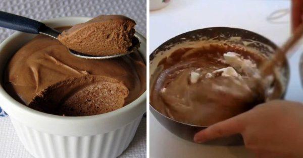 Čokoladni mus