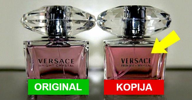 8 Načina Raspoznavanja Pravog Parfema Od Kopije Uspe Na