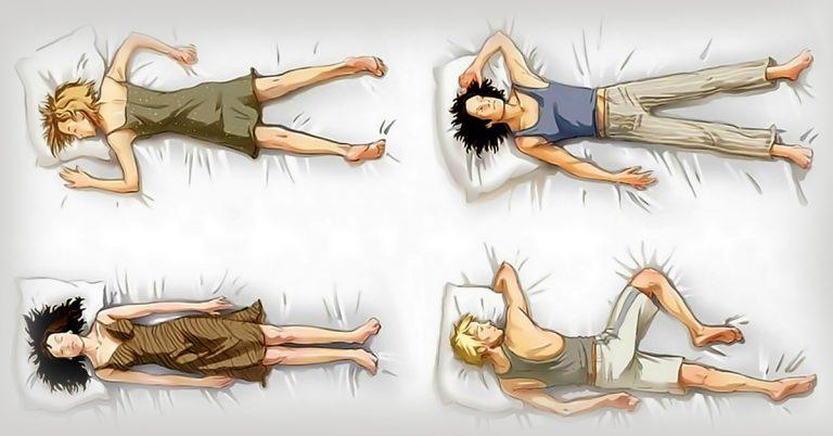 Šta poza u kojoj spavate govori o vama