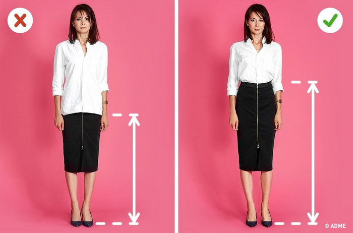 5 jednostavnih načina kako izgledati više i vitkije.