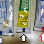 Koje boje je kvadratić ili pravougaonik na tubi vaše paste za zube?
