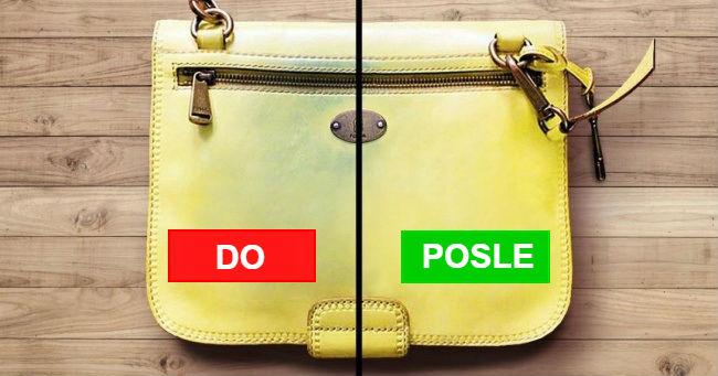 10 načina povratiti stvarima prvobitni izgled.