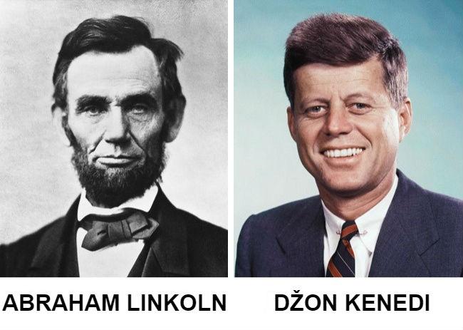Linkoln i Kenedi
