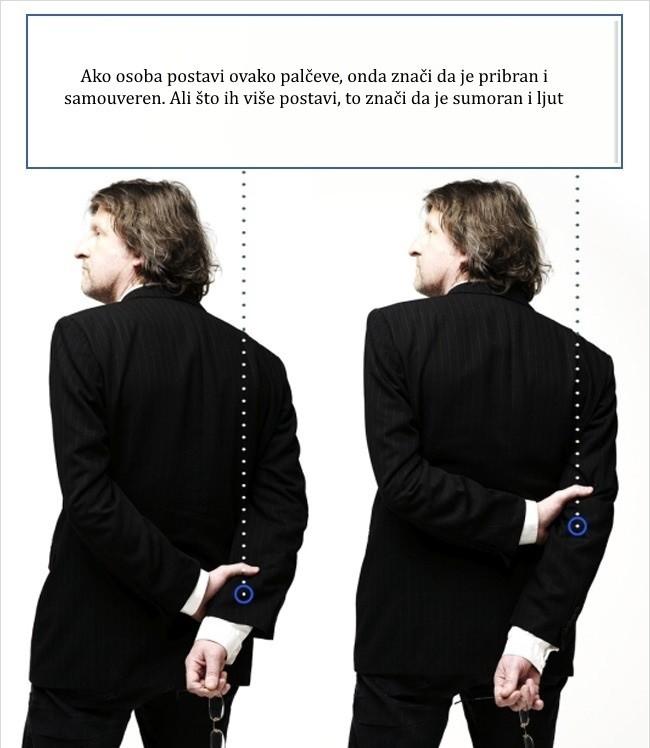 Tajne govora tela koje će biti korisne u komunikaciji.