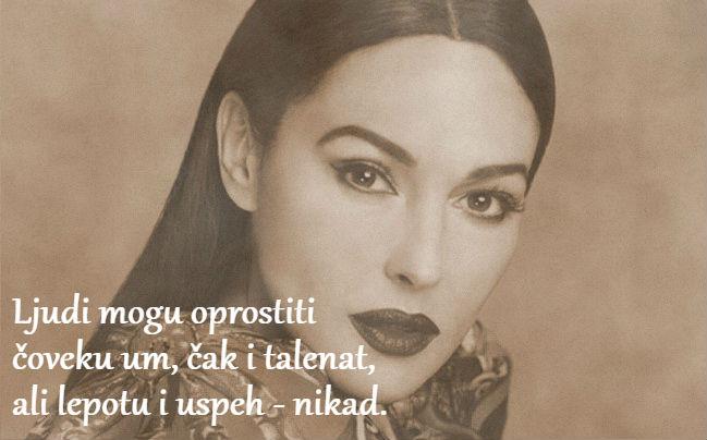 15 citata fenomenalne Monike Beluči