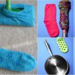 Ako je čarapa ostala bez para: 10 neočekivanih ideja za njeno korišćenje.