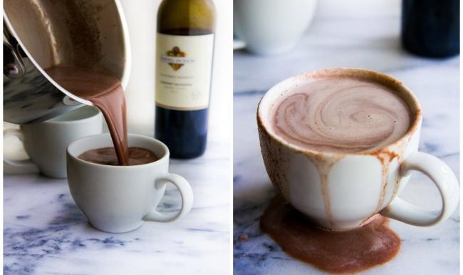 Čokoladno vino
