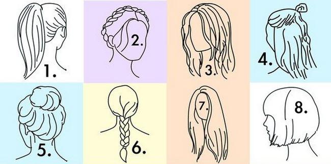 Šta o vama govori vaša svakodnevna frizura.