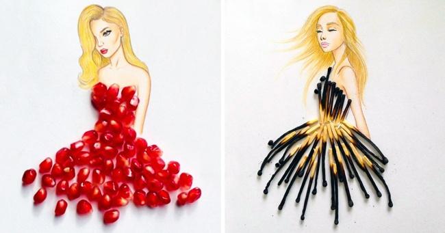 Čarobne haljine ovog umetnika mamiće večne poglede!