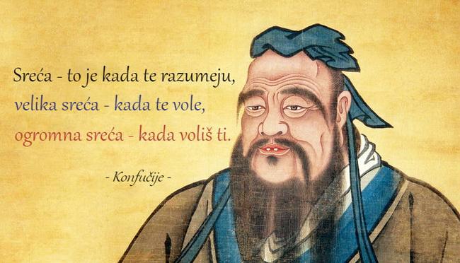 20 najmudrijih citata Konfučija