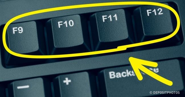 Dakle, evo zašto su potrebne tipke od F1 do F12 na tastaturi.