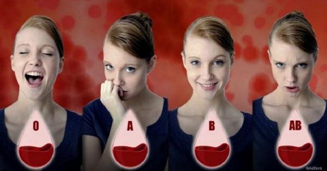 Kako krvna grupa određuje ženski temperament.
