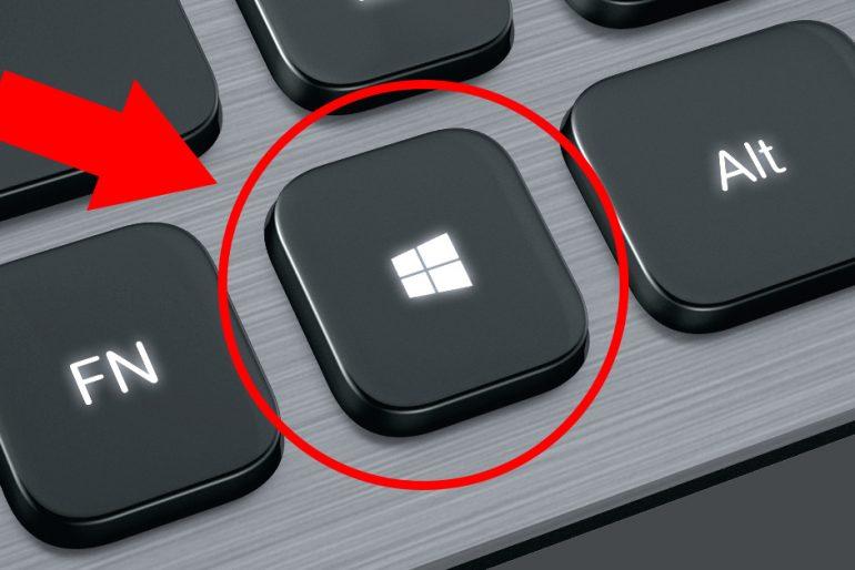 Dakle, evo zašto je potrebna tipka Win na tastaturi.
