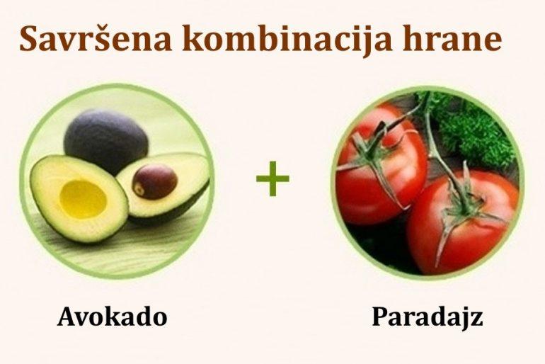 Preporuka dijetologa: 20 namirnica koje su mnogo korisnije kada se jedu zajedno.